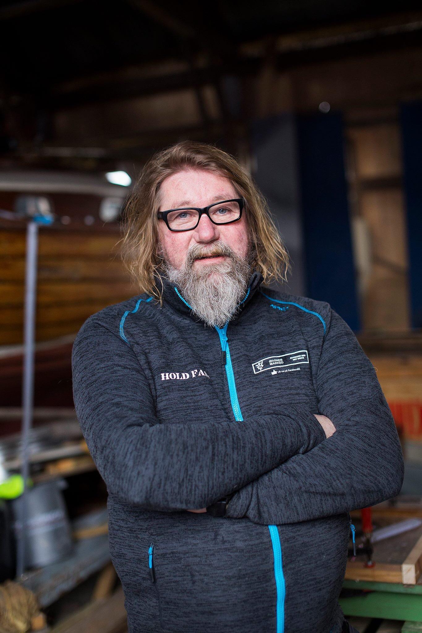Hold Fast - Rune Supern Olsgaard